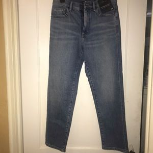 Banana Republic High Rise Straight Jeans